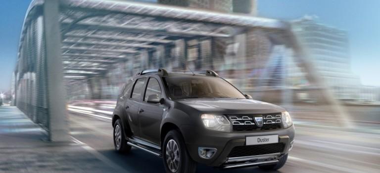 Δύο νέες περιορισμένες έκδοσεις Dacia: Duster Steel και Sandero Music