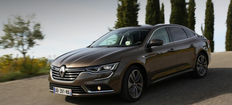 Renault Talisman: Ένα διακριτικό μείγμα άνεσης και οδηγικής απόλαυσης
