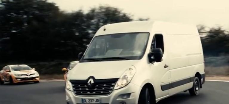 Driftάρει το νέο Renault Master? [Video]