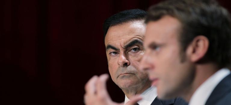 Τεταμένες οι σχέσεις Γαλλικού κράτους – Renault