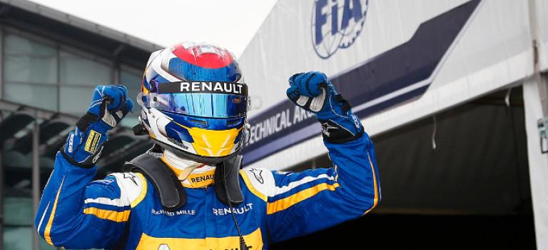 Formula E 2015-16 – Beijing ePrix