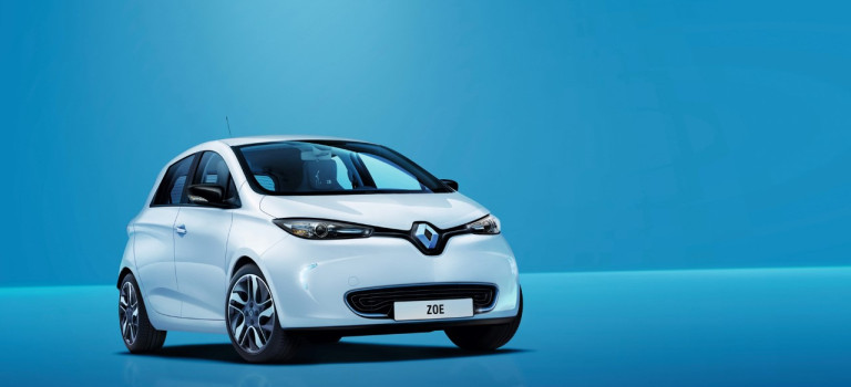Η Renault έφτασε τα 30.000 ZOE