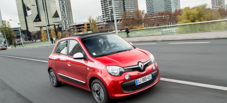 Η Renault ανακαλεί 19.000 Twingo III