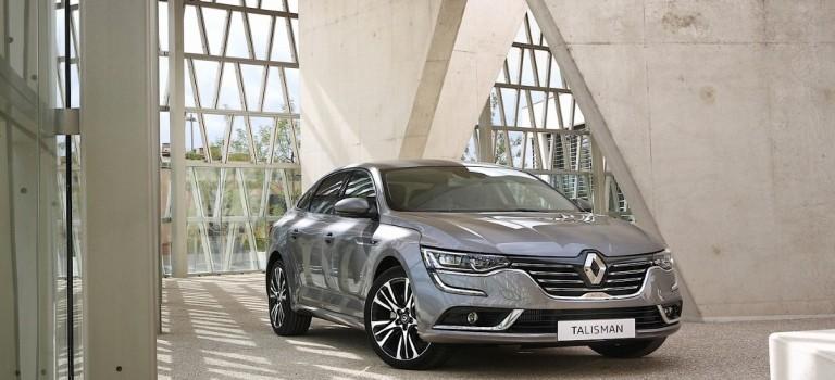 Από €28.150 το νέο Renault Talisman [New Photos]