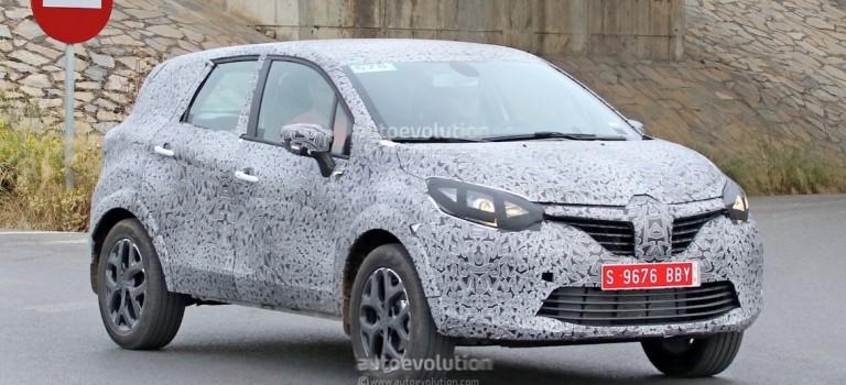 Renault Grand Captur…στα σκαριά! [Spy photos]