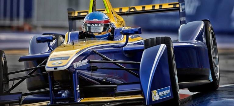 Formula E 2015-16 – Putrajaya ePrix