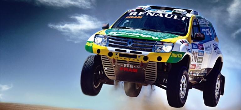 Dakar 2016 – Ο Christian Lavieille στο δεύτερο Duster