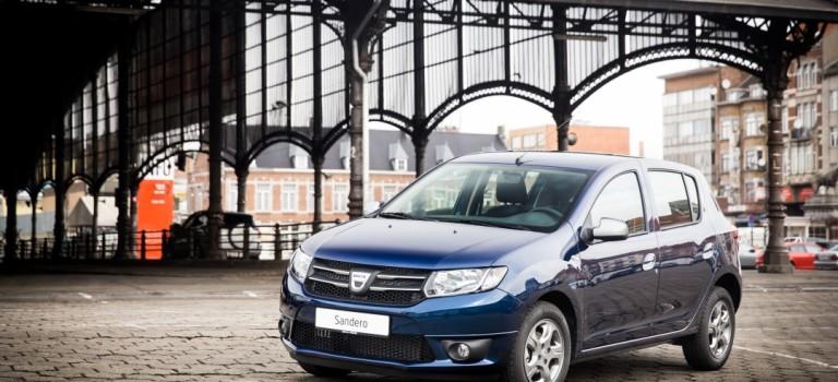 3,500,000 εκ. Dacia από την αναγέννηση της μάρκας το 2004