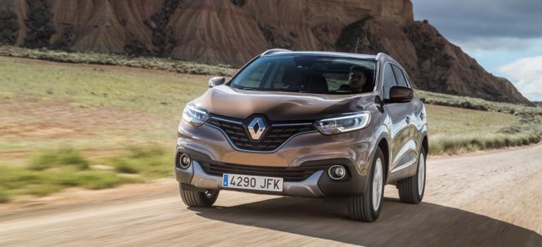 Αυτοκίνηση 2015…με Renault Kadjar
