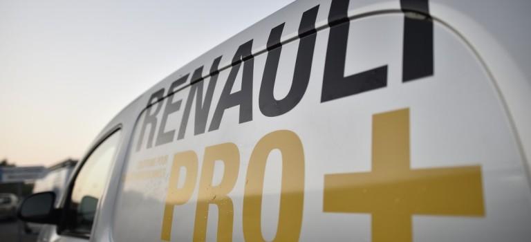 Τα επαγγελματικά Renault Pro+ στην έκθεση Meat Days – Dairy Expo – Frozen Food 2015
