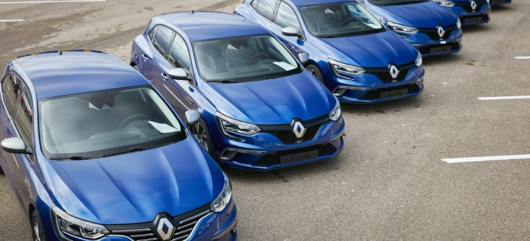 Renault Palencia: 4η γενιά Megane & Kadjar [Photos]