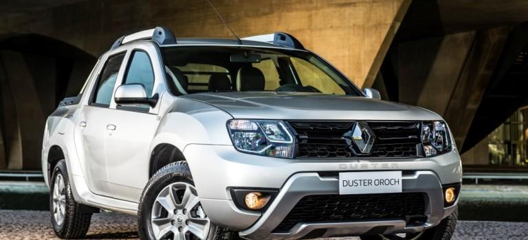 Το Renault Duster Oroch ψηφίστηκε ως το καλύτερο pick-up της χρονιάς στη Βραζιλία