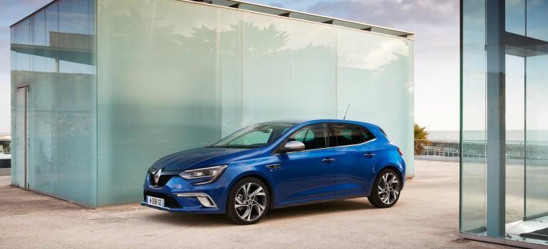 Από €18.200 το νέο Renault Megane στην Γαλλία