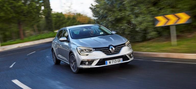 Νέο Renault Megane: δυναμικές επιδόσεις, τεχνολογία και οδηγική απόλαυση