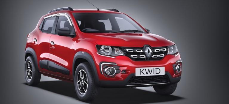 Το Renault Kwid έφτασε τις 70.000 κρατήσεις –  Κατέχει πλέον το 10% της κατηγορίας