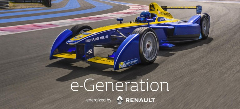 e-Generation by Renault edams [Video]