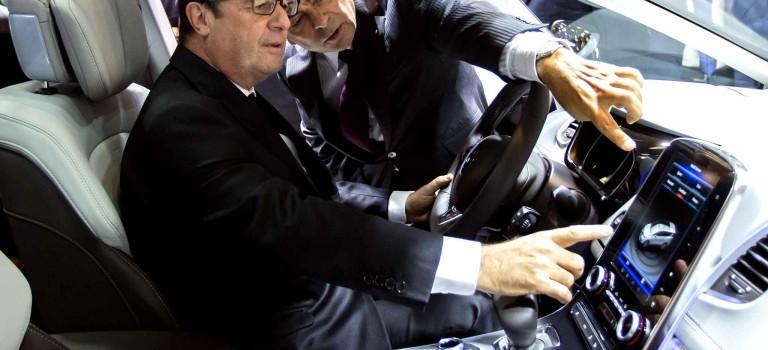Η Renault εξετάζει την επόμενη κίνηση της απέναντι στην κυβερνητική πίεση που ασκείτε πάνω στη Nissan