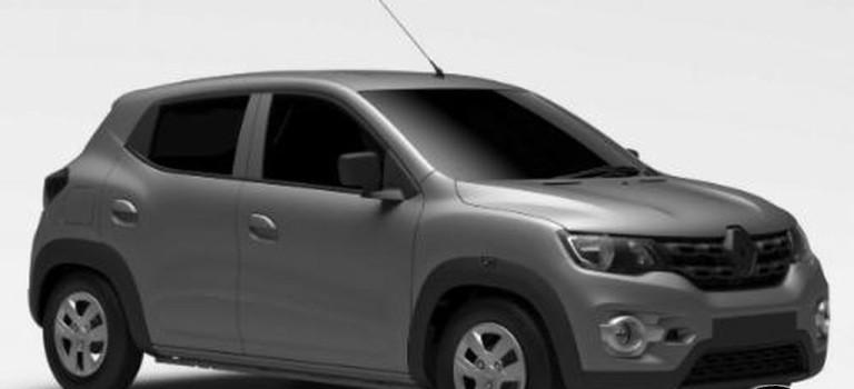 Πάει Βραζιλία το Renault Kwid