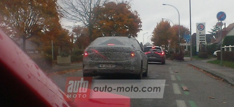 Renault Megane 4 Sedan, ο αντικαταστάτης του Fluence – Spy Photos