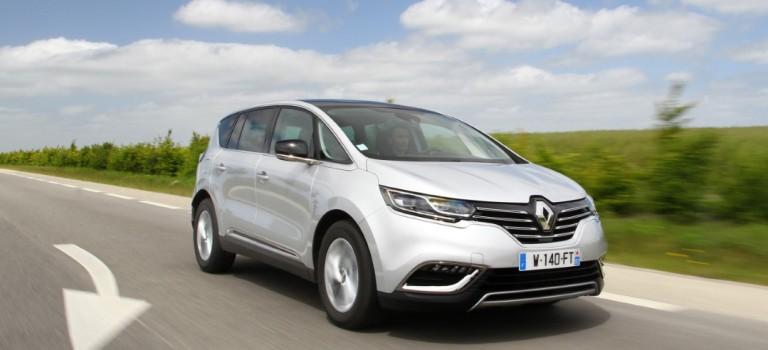 Η Renault αμφισβητεί τα ευρήματα της γερμανικής Umwelthilfe για τις εκπομπές ρύπων του Espace