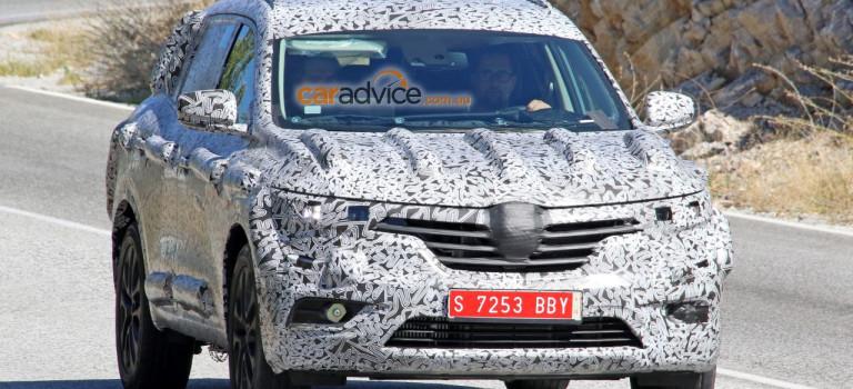 Δοκιμών συνέχεια για την δεύτερη γενιά Renault Koleos – Spy Photos