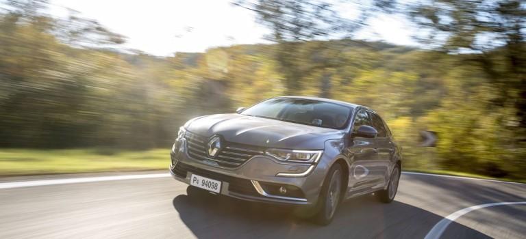 Το Renault Talisman στην αγορά της Νότιας Κορέας από τον Μάρτιο του 2016