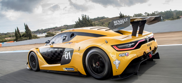 Renault Sport – Νέα μοντέλα, Alpine, RS01, F1..