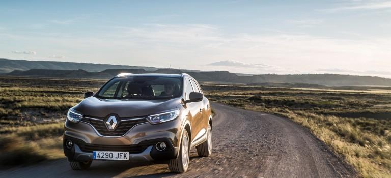Renault KADJAR, με γνώμονα την περιπέτεια