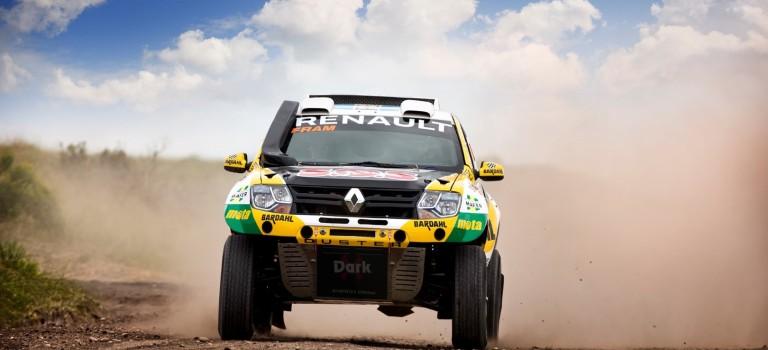 Renault Duster Dakar 2016: Με στόχο την 10αδα
