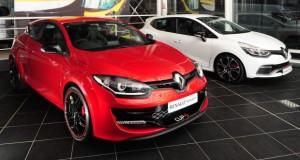 Renaultsport Megane - Clio