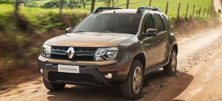 Το Renault Duster Dakar και στην αγορά της Αργεντινής [Photos]
