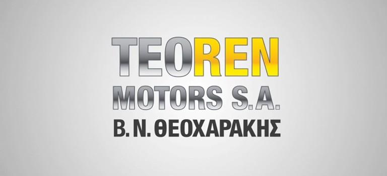 Ευρωπαϊκό βραβείο επιχειρηματικότητας στην Teoren Motors