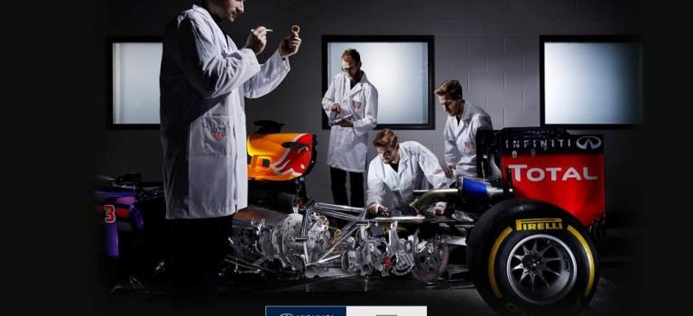 Επίσημο: Κινητήρες Renault για την Red Bull με τα λογότυπα της TAG Heuer