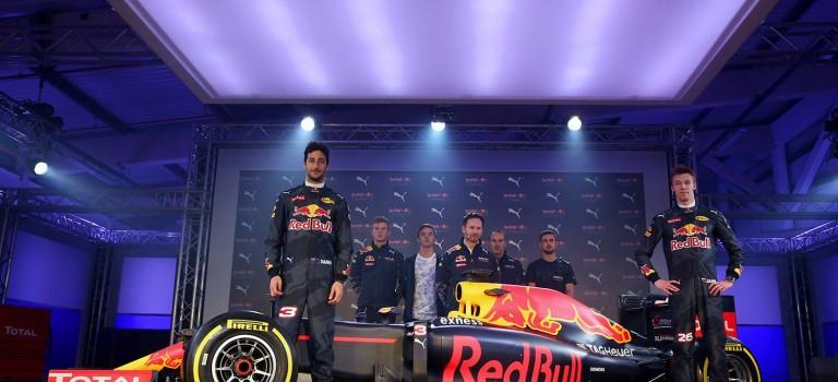 Παρουσιάστηκε το livery της Red Bull για το 2016