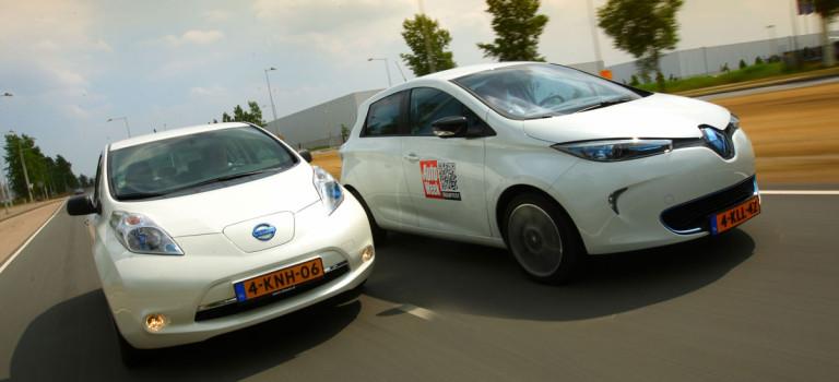 8,5 εκατομμύρια οχήματα για την Συμμαχία Renault-Nissan το 2015