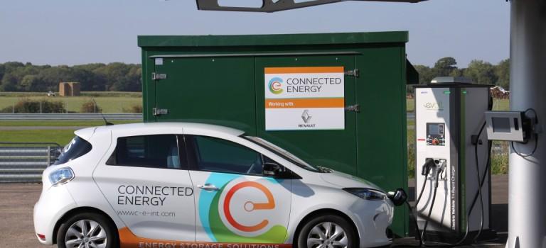 Connected Energy και Renault θα συνεργαστούν για την αποθήκευση ενέργειας και τεχνολογία φόρτισης