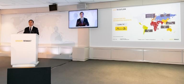 Οικονομικά αποτελέσματα Ομίλου Renault 2015