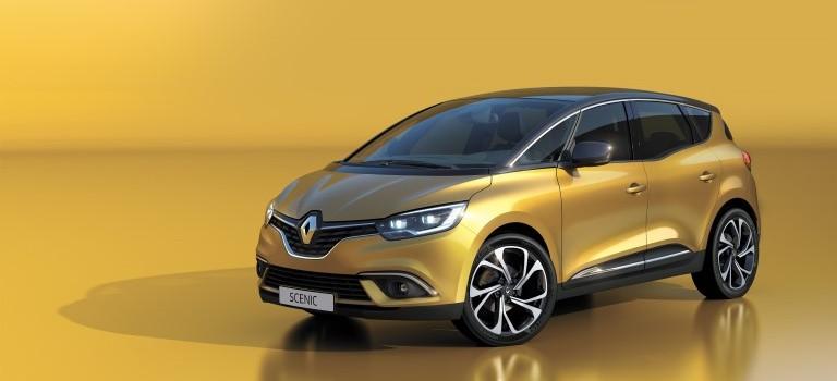 Η Renault μας δίνει μια γεύση από το νέο SCENIC