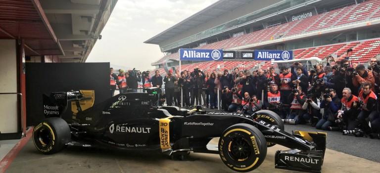 Η Renault παρουσίασε την RS16 [Photos]