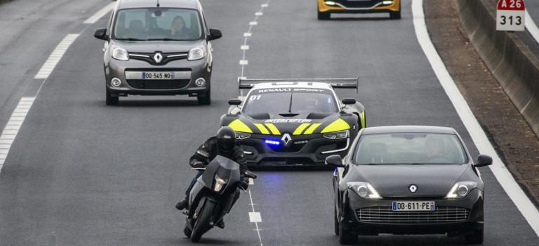 Renault Sport RS 01 Interceptor – ΤΟ περιπολικό!