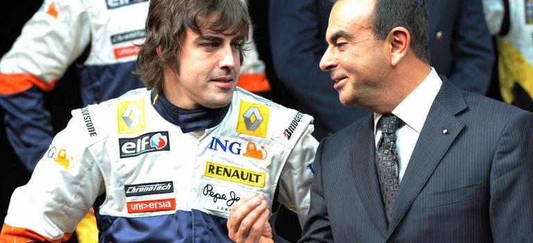 Carlos Ghosn: Φυσικά και θα ήθελα τον Alonso