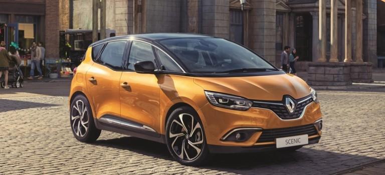 Πρώτη επίσημη φωτογραφία της νέας γενιάς Renault Scenic