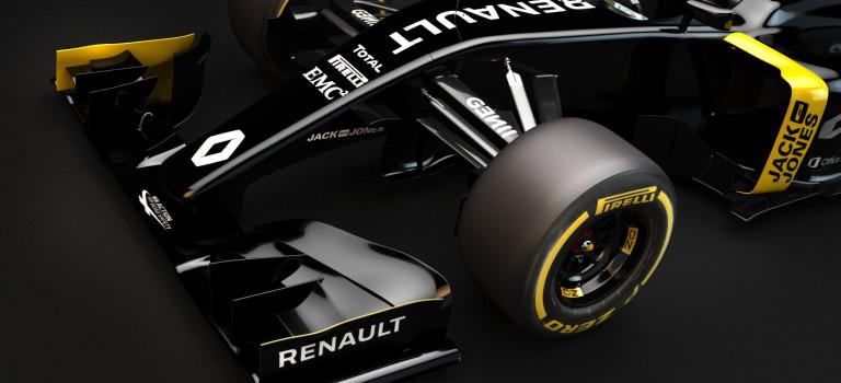 Τα χρώματα του R.S.01 θα υιοθετήσει η Renault R.S.16(?)