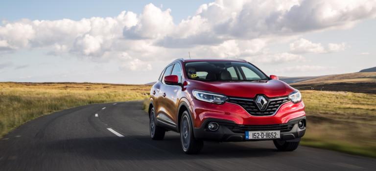 Έρχεται τέλη Μαρτίου στην Ελλάδα το Renault Kadjar