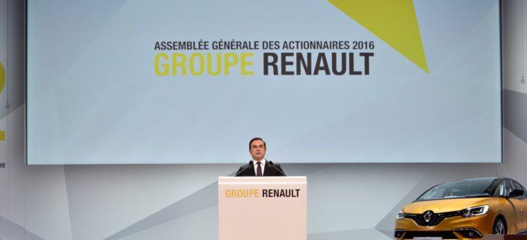 Groupe Renault – Ετήσια γενική συνέλευση [Video]