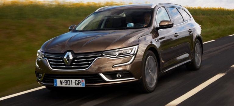 Renault Talisman Estate: Κομψοτέχνημα  [New Photos]