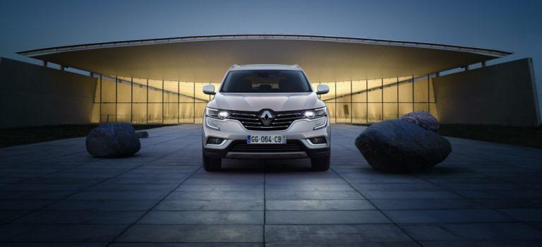 Νέο KOLEOS – Το high end SUV της Renault