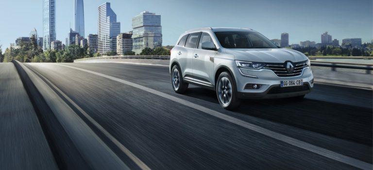 Renault Koleos – Ναυαρχίδα στην κινεζική αγορά