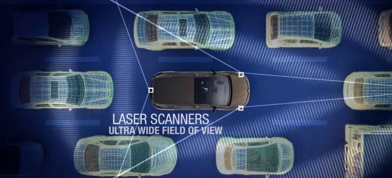 Επίδειξη Αυτόνομης οδήγησης με Renault ESPACE [Video]