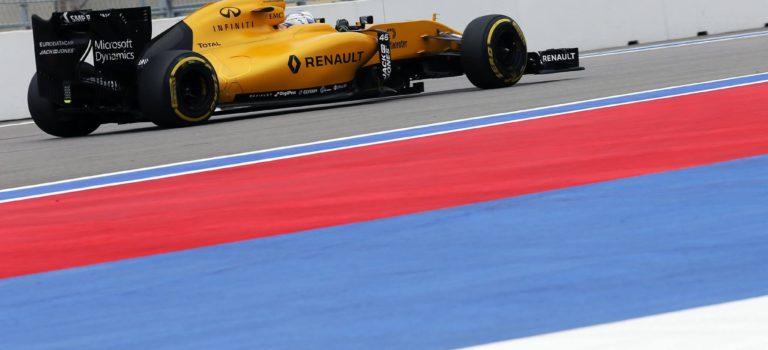 Formula 1 Russian Grand Prix 2016 – Τους πρώτους της βαθμούς κατέκτησε η Renault